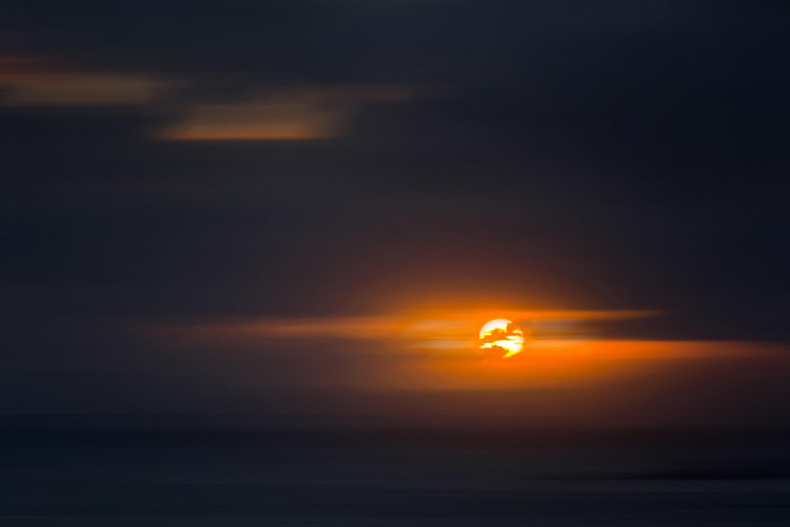 Ceci n'est pas un coucher de soleil