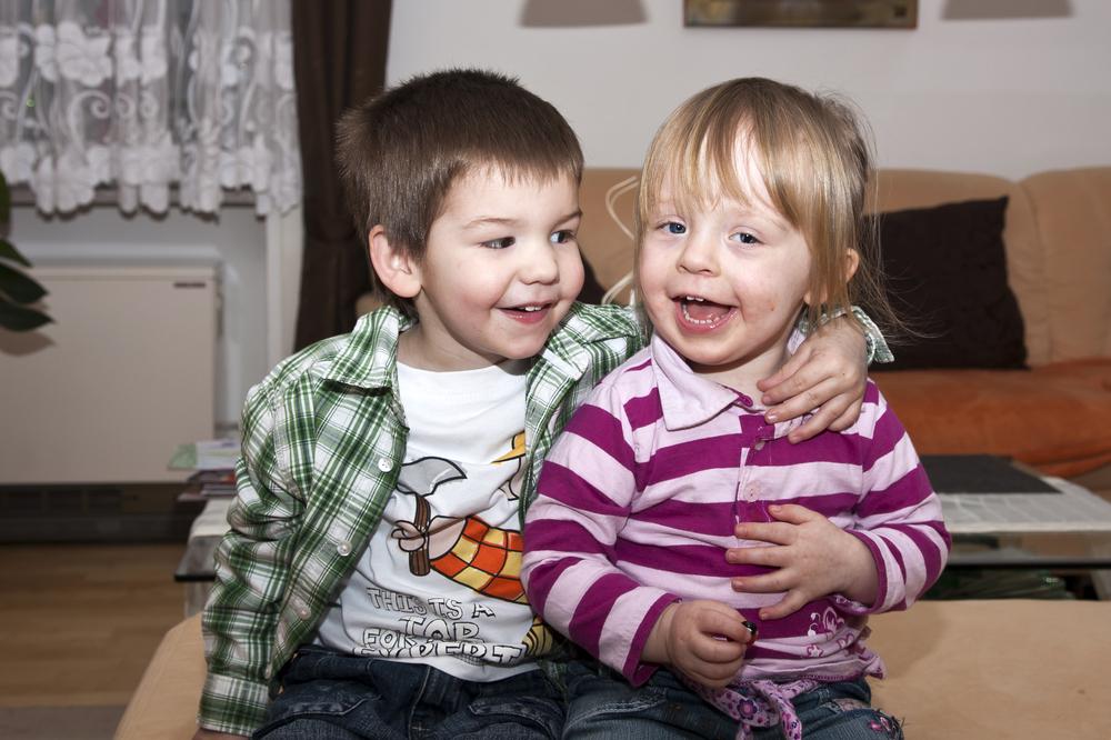 Cedric und Laura