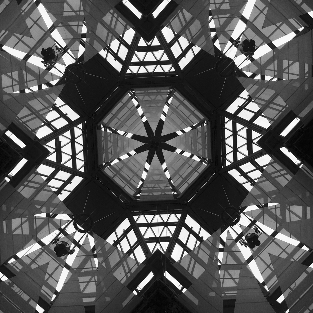 Ceiling of Canada National Gallery