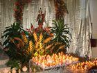 Celebracion en honor a San Miguel Arcangel, Pochuta, Chimaltenango, Guatemala.