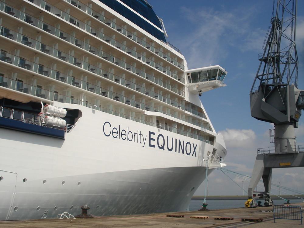Celebrity Equinox...