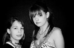 Céline et Catherine