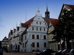 Celle - Rathaus - Marktplatz