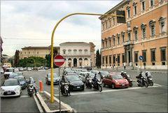 Cemaforo a Roma