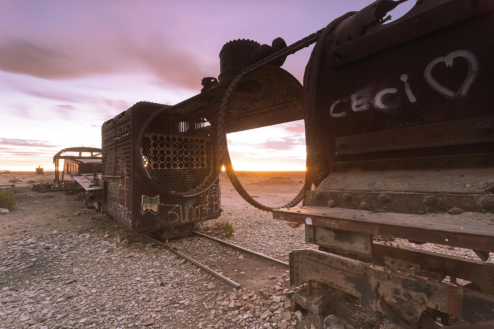 Cementeria de Trenes