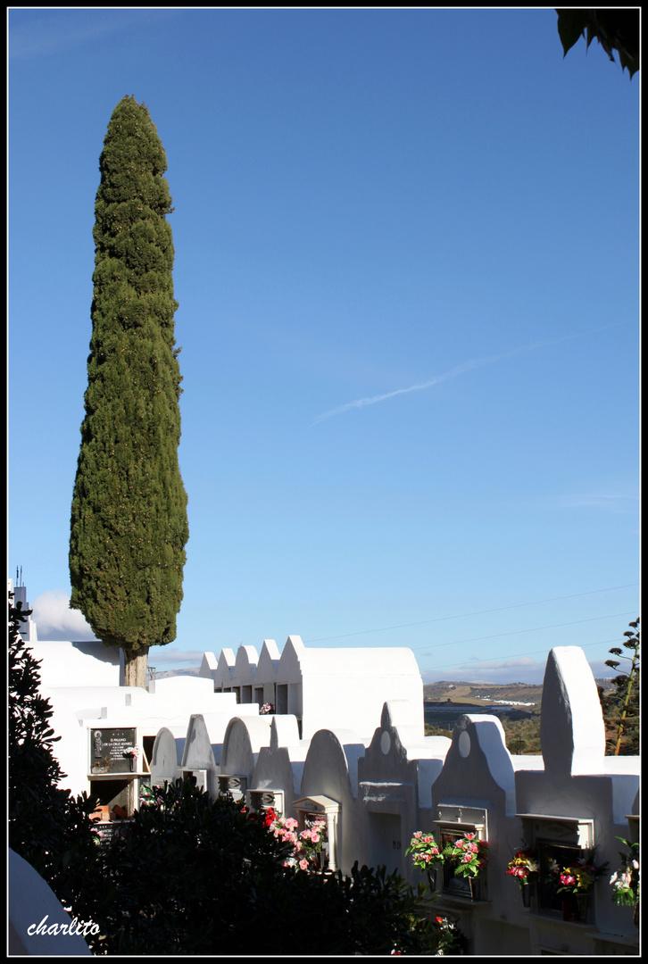 Cementerio de Casabermeja (Málaga).