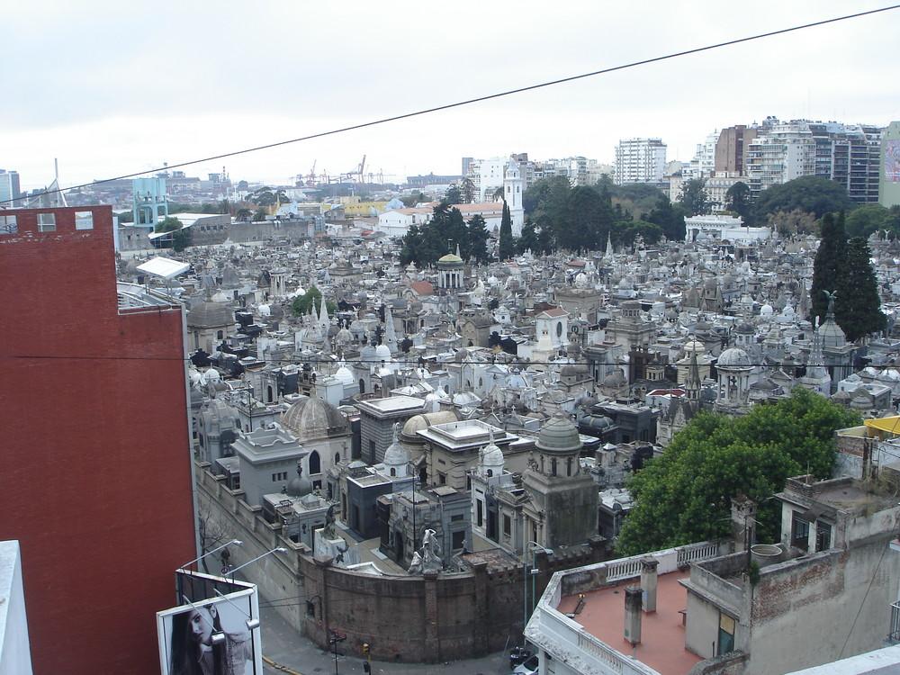 cementery Recoleta buenos aires argentina