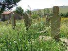 Cemetery from Kusmer