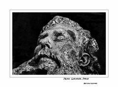 Cemetery Pere Lachaise Paris I