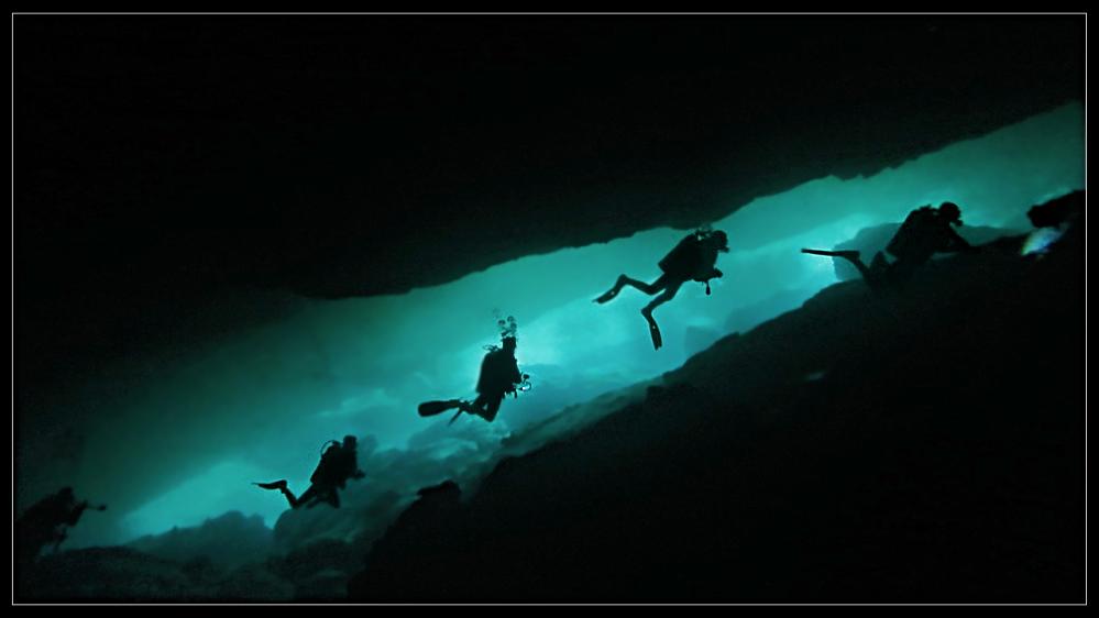 Cenotes Scuba Diving