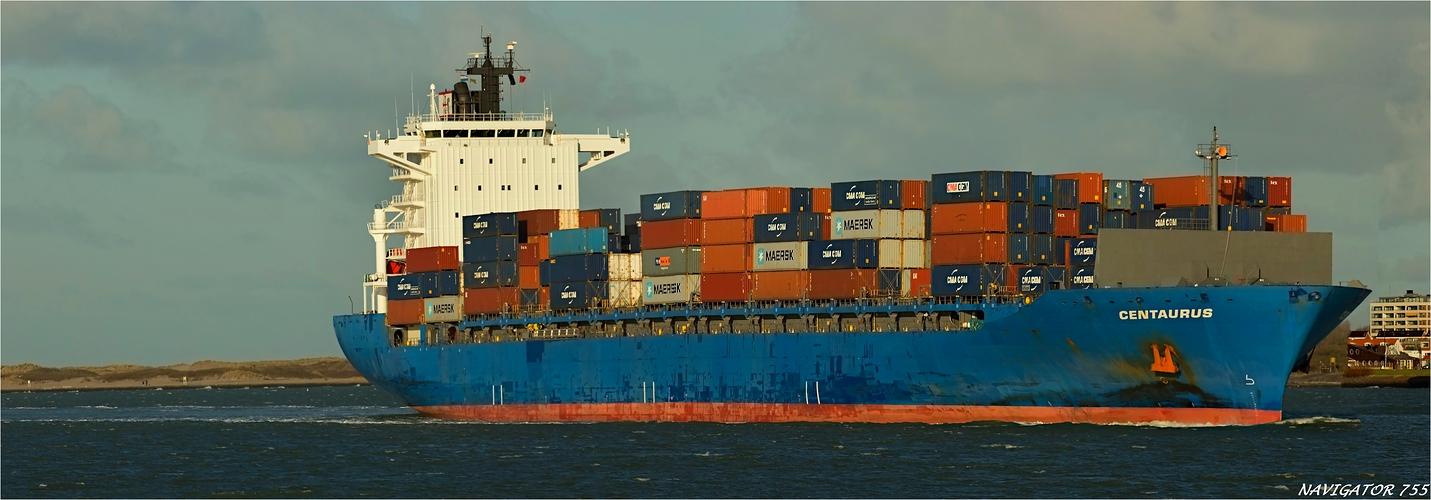 CENTAURUS / Container ship / Rotterdam