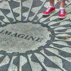 Central Park - 11 - Strawberry Fields