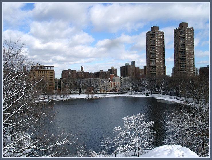 Central Park & Harlem