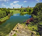 Central Park, NY: The Turtle Lake