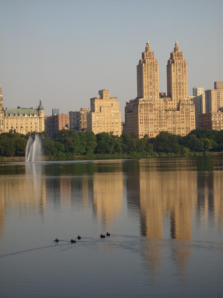 Central Park Reservoir (CPR) - Central Park Twin Towers (2)