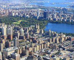 Central Park und Upper Manhattan