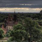 Central Plain of Bagan