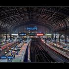 Central Station - Hauptbahnhof - Hamburg - Germany