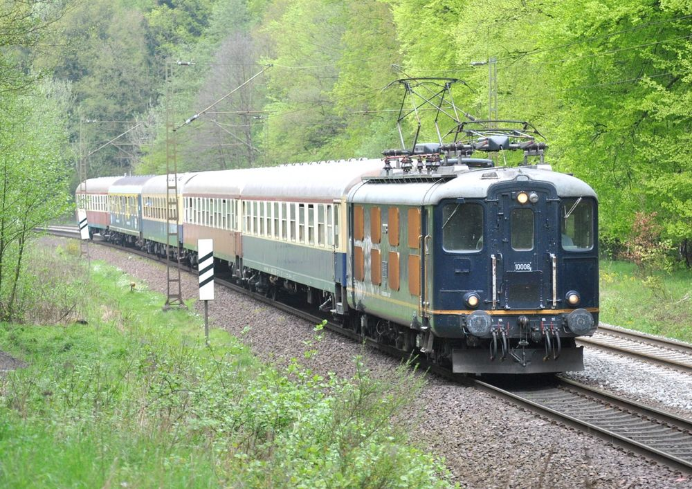 Centralbahn AG 10008
