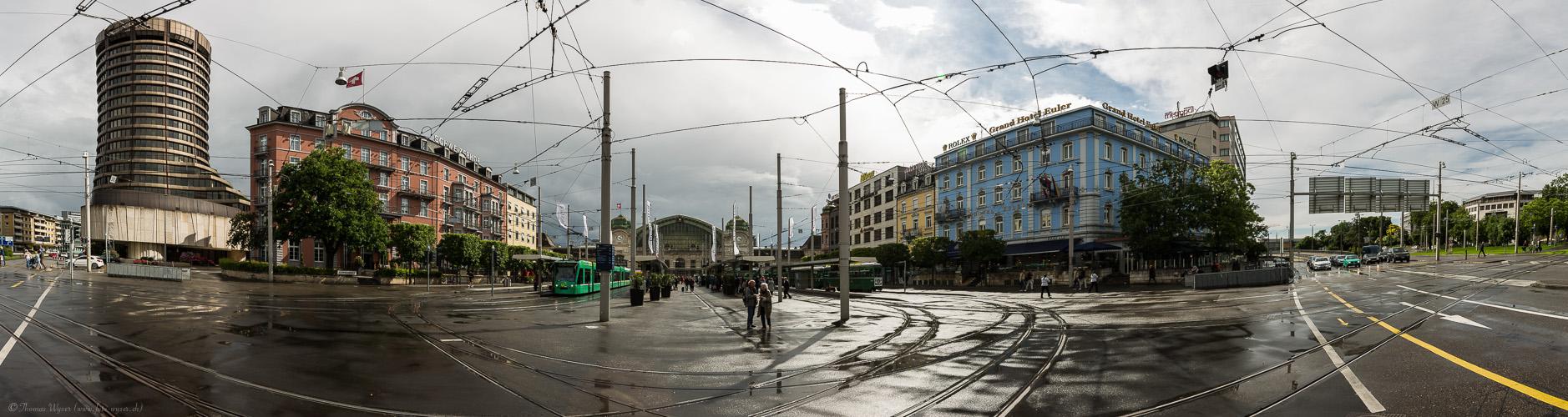 Centralbahnplatz Basel