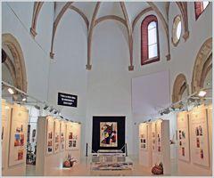 Centre Miró in Montroig del Camp, Katalonien