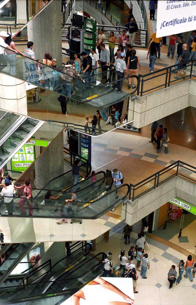 centro commercial