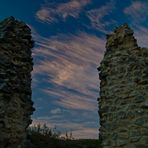 C'era una volta un castello... ora c'è una porta verso il cielo....
