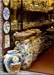 Ceramica a San Gimignano
