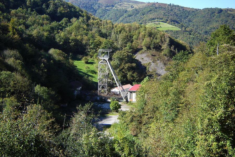 Cerezal Colliery; Asturias - Northern Spain