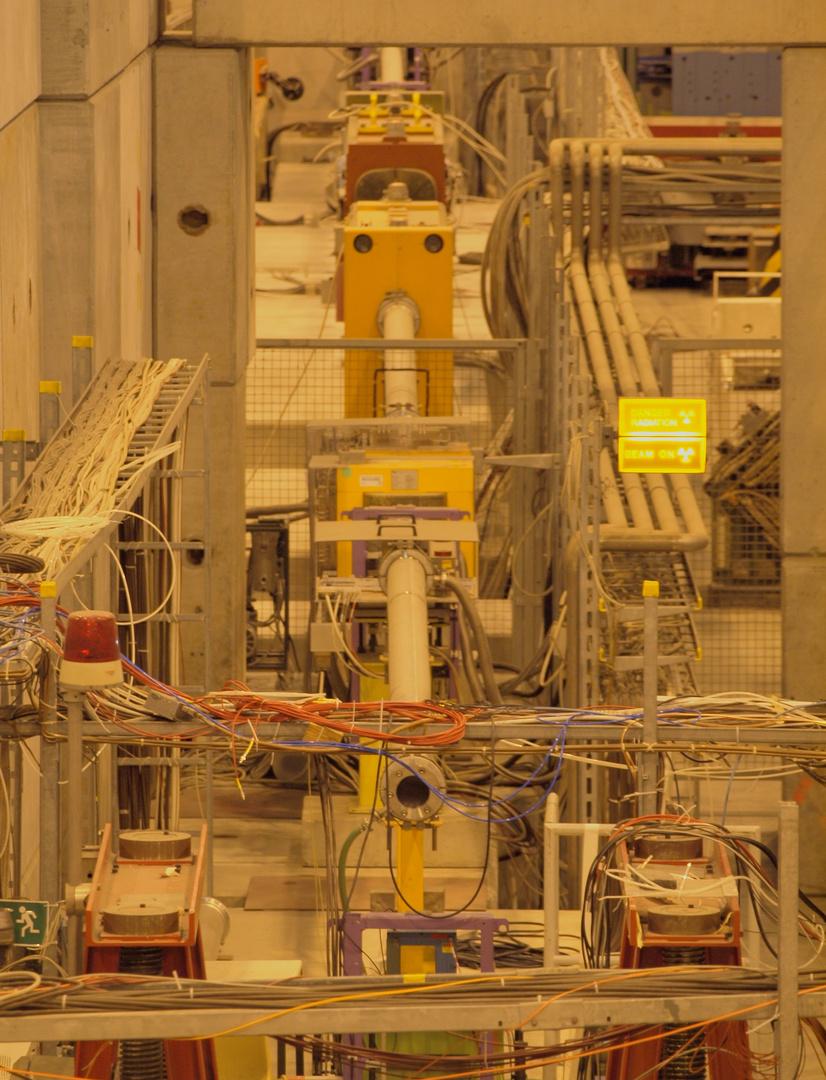 CERN - BeamLine
