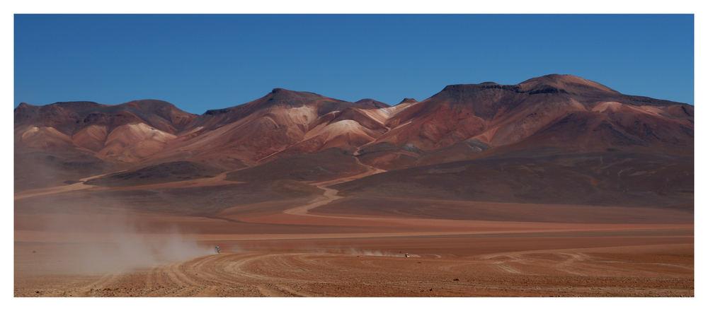 cerro de Siete Colores Höhe:4100M Relaod 2