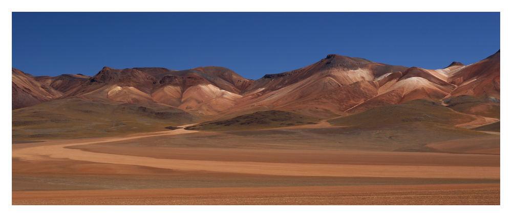 Cerro de Siete Colores Höhe:4100M Relaod