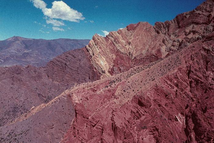 Cerros Colorados II