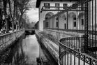 Certosa di Pavia, fossato