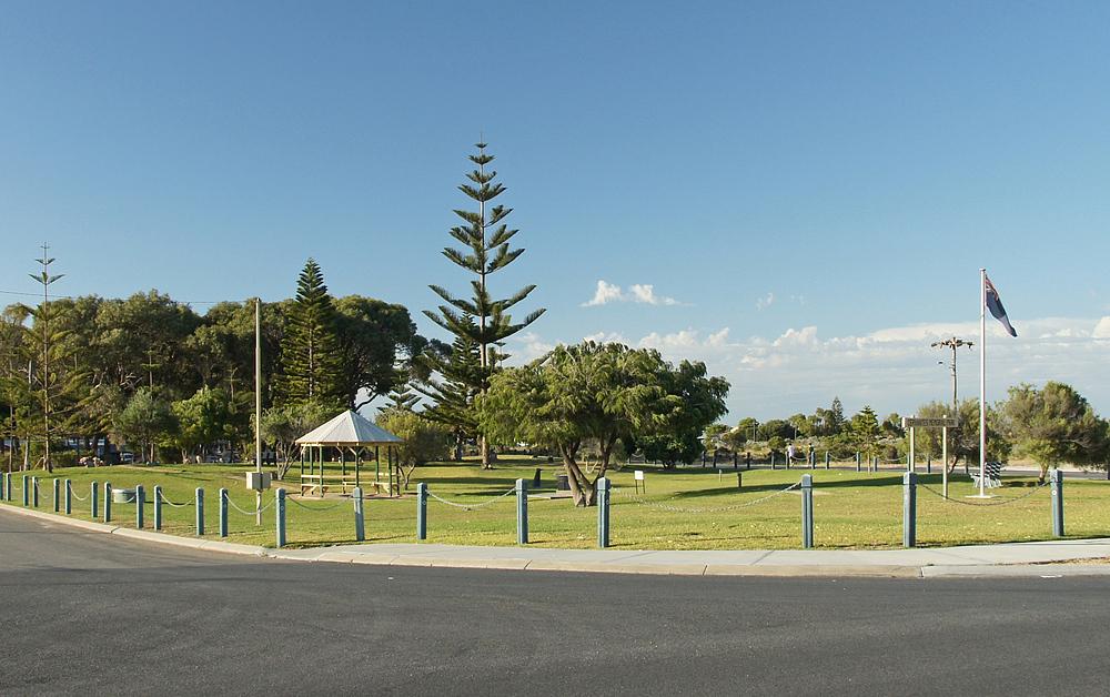 ..Cervantes Memorial Park 1..