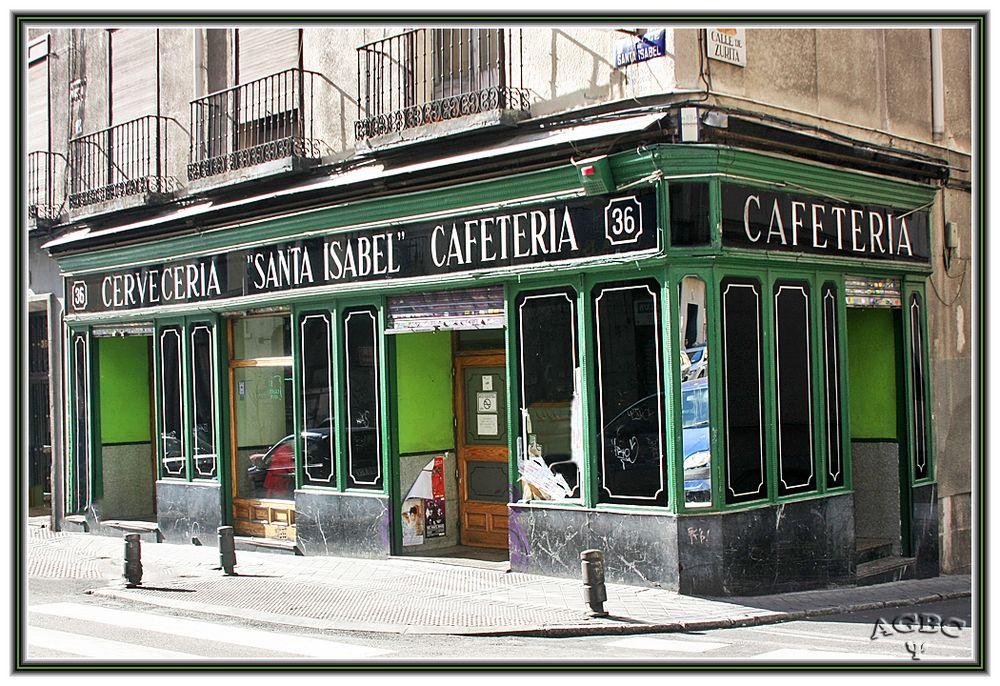 Cervecería - Cafetería Santa Isabel. GKM4