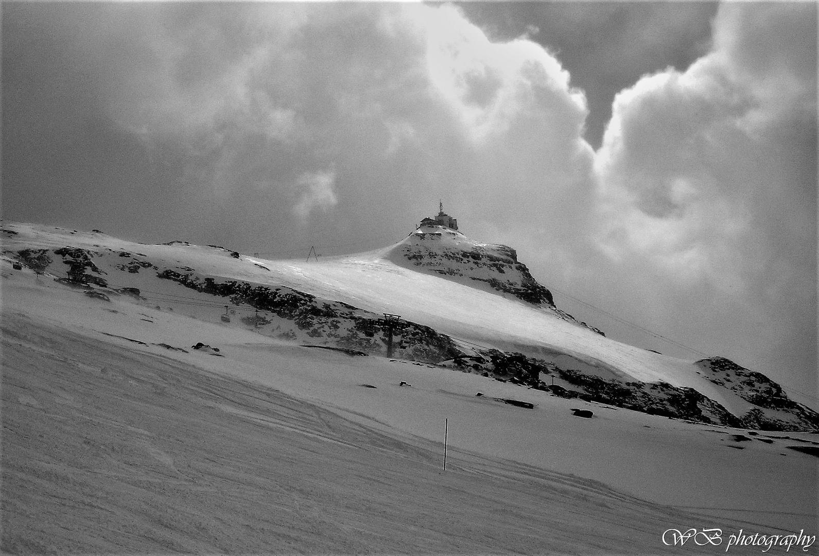 Cervinia,  Plateau Rosa'