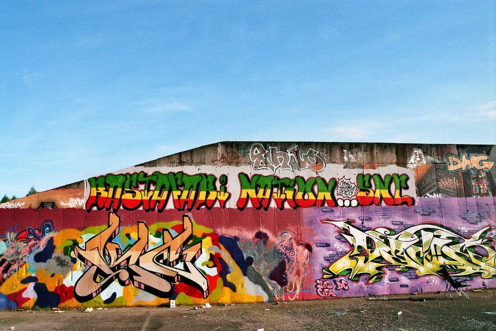 CesarOne.SNC in Berlin, Teil 3: Rastafari Nation...
