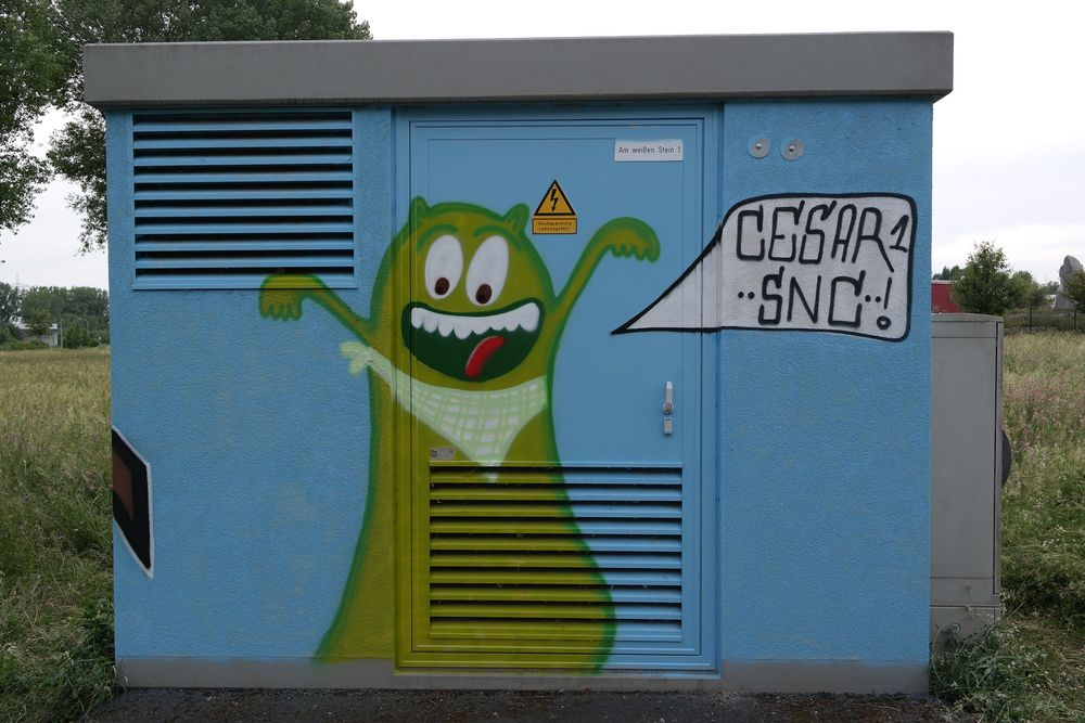 CesarOne.SNC in Eschborn: Teil 1