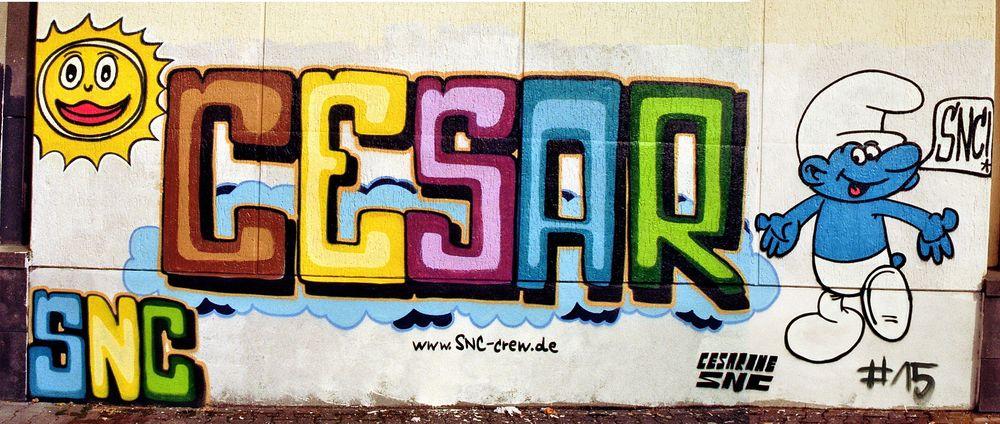 CesarOne.SNC in Ingelheim/Rhein @Styling-Jam