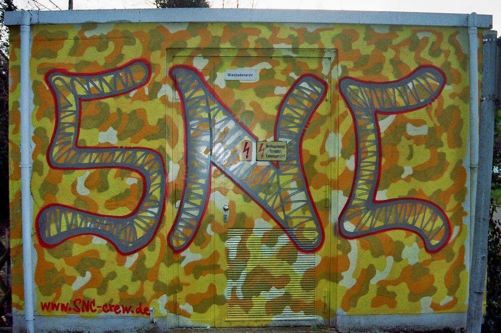 CesarOne.SNC in Kriftel, Part 4