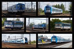 Ceske drahy Personenzüge