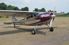 Cessna 195 / Flugtage Dorsten