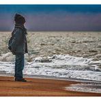 C'est beau la mer........