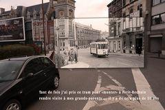 C'était au temps où ma ville, Verviers, n'avait qu'une belle histoire lainière ...