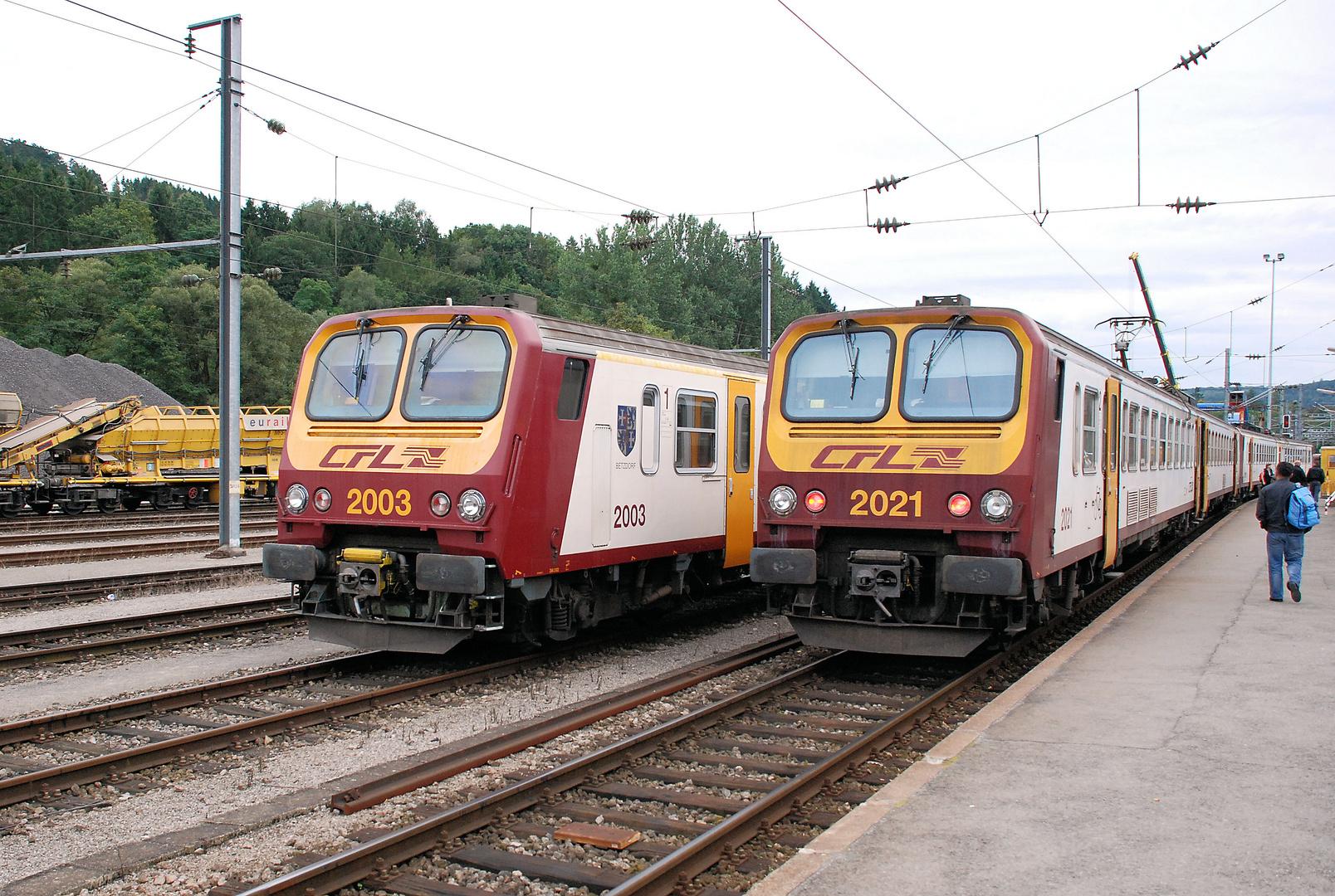 CFL 2003 und 2021