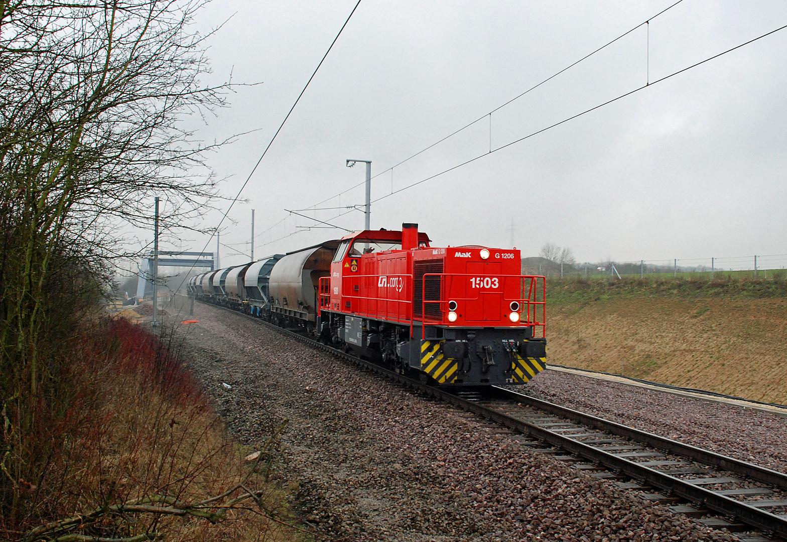 CFL Cargo MaK 1503