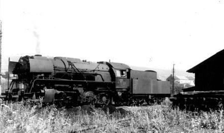 CFL Dampflok Baureihe 4707
