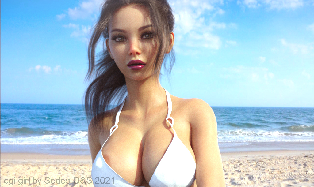 CGI Girl by Sedes D&S