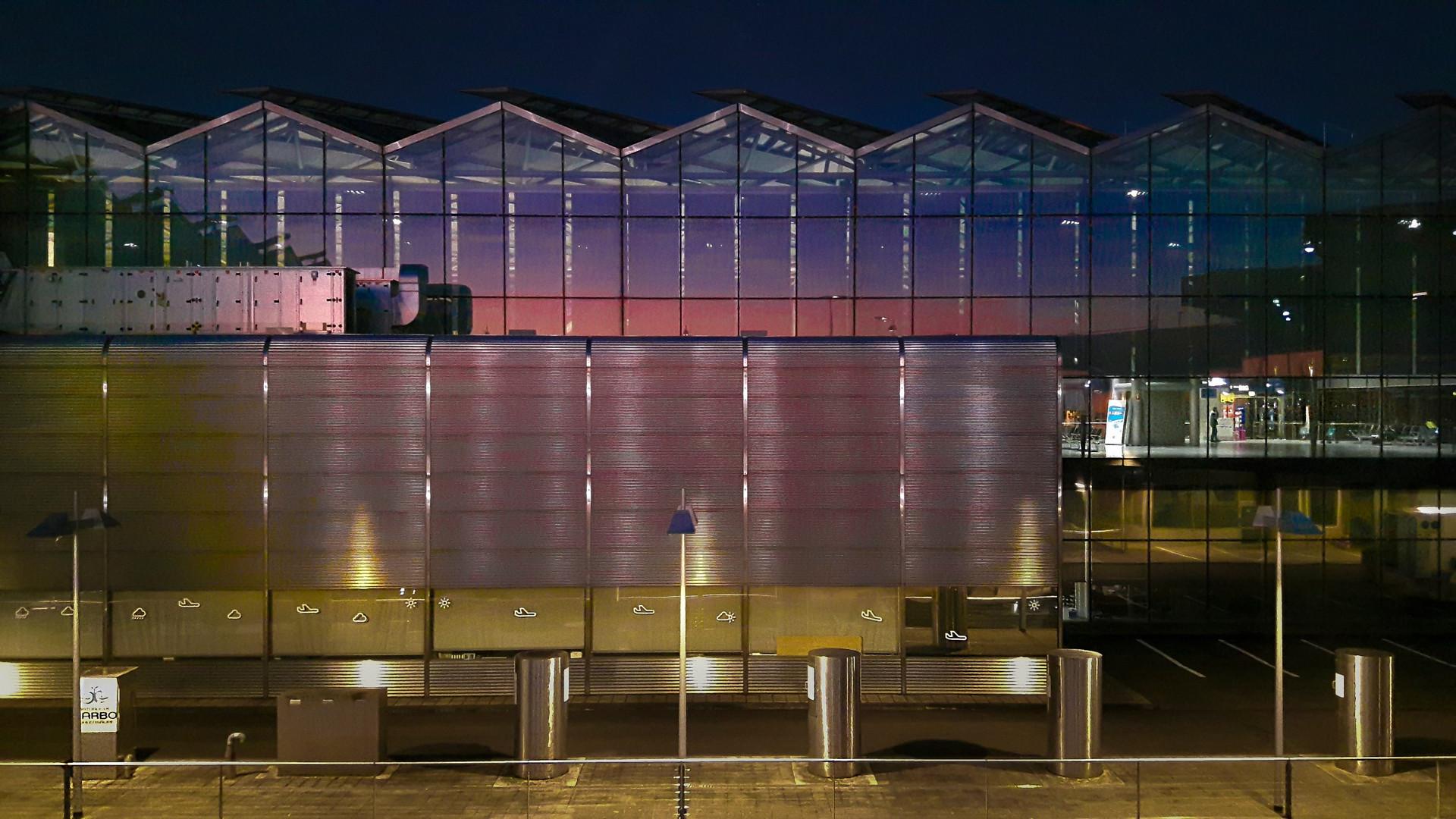 CGN terminal fuori... / XII